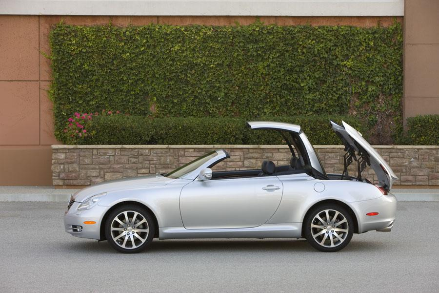 Lexus Sc 430 Convertible Models Price Specs Reviews