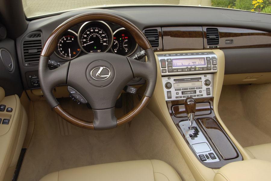 Lexus SC 430 Convertible Models, Price, Specs, Reviews ...