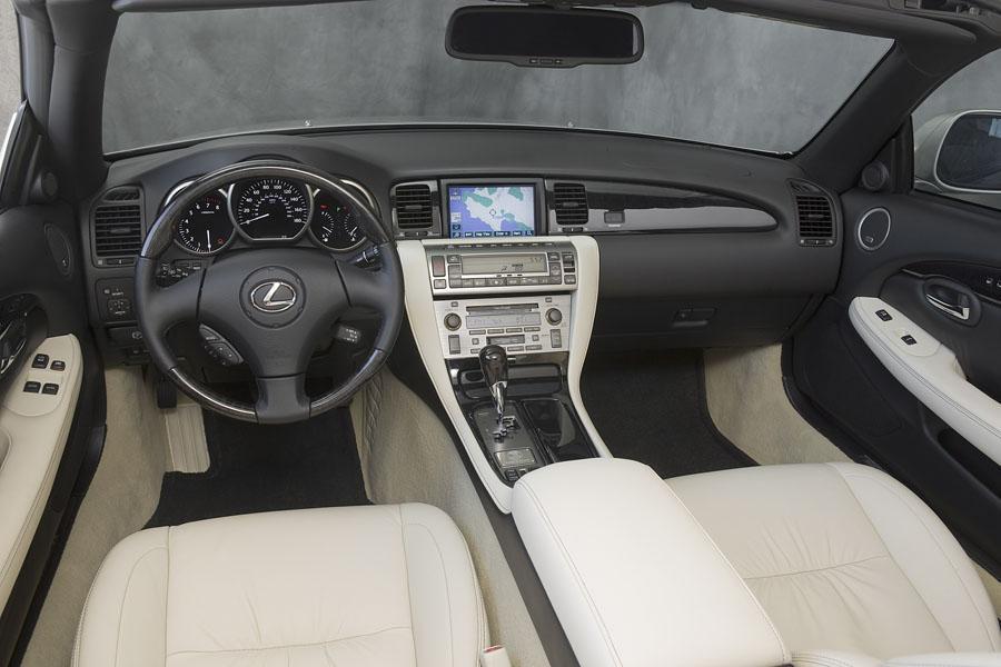 Lexus Sc 430 Convertible Models Price Specs Reviews