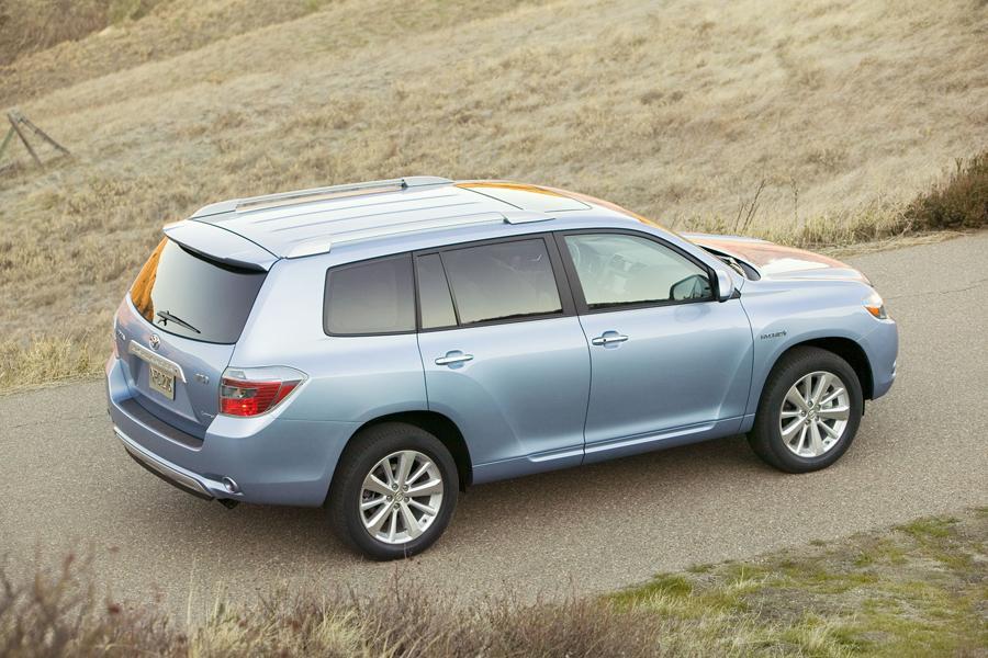 2010 Toyota Highlander Hybrid Photo 5 of 19