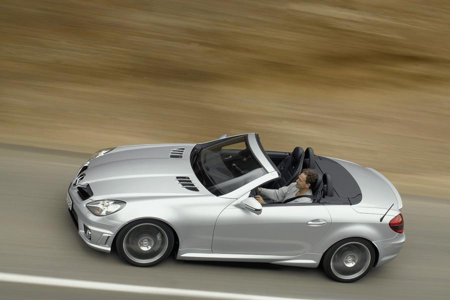 2010 Mercedes-Benz SLK-Class Photo 3 of 19