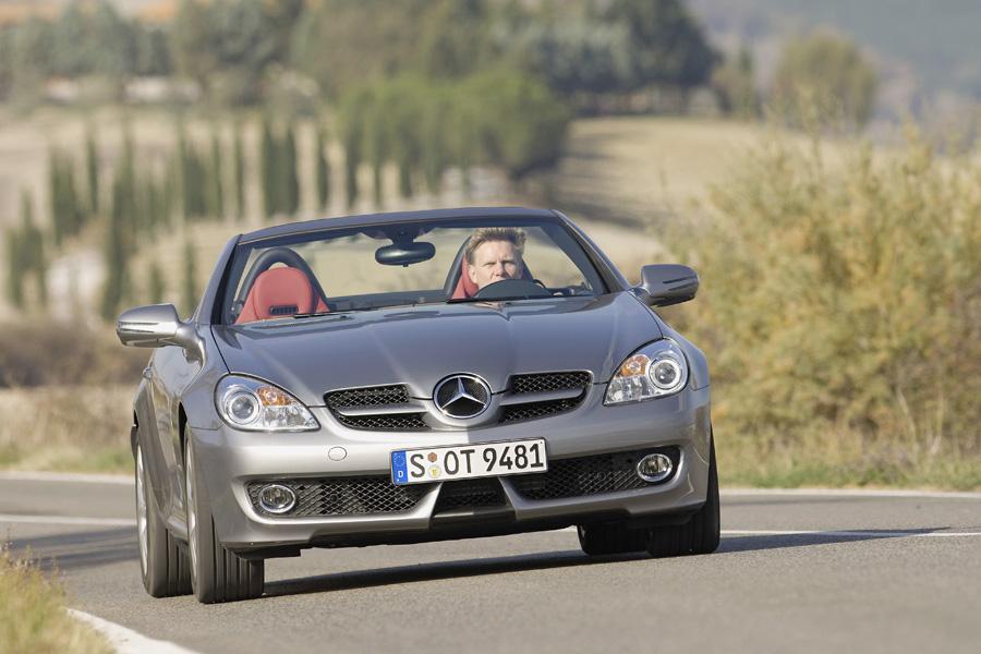 2010 Mercedes-Benz SLK-Class Photo 5 of 19