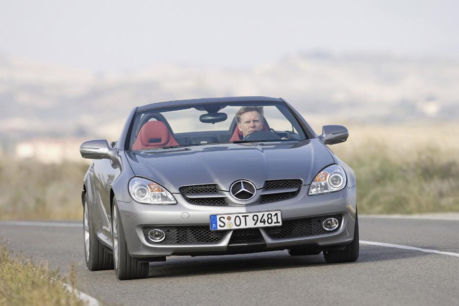 2010 Mercedes-Benz SLK-Class Photo 6 of 19