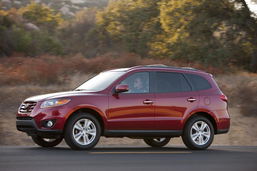 2010 Hyundai Santa Fe Photo 3 of 20