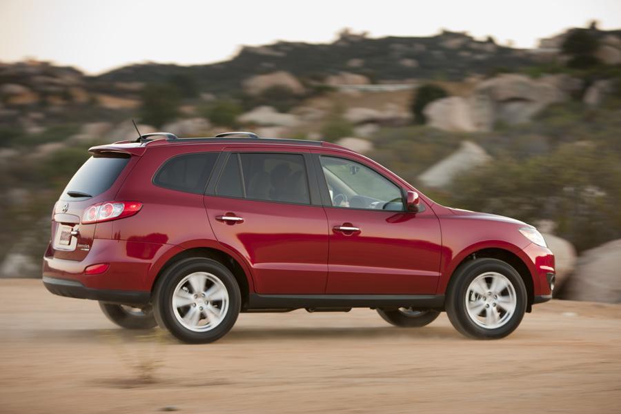 2010 Hyundai Santa Fe Photo 5 of 20