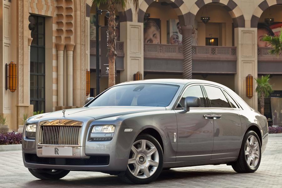 2010 Rolls-Royce Ghost Photo 1 of 20