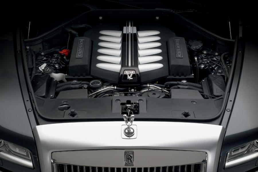 2010 Rolls-Royce Ghost Photo 2 of 20