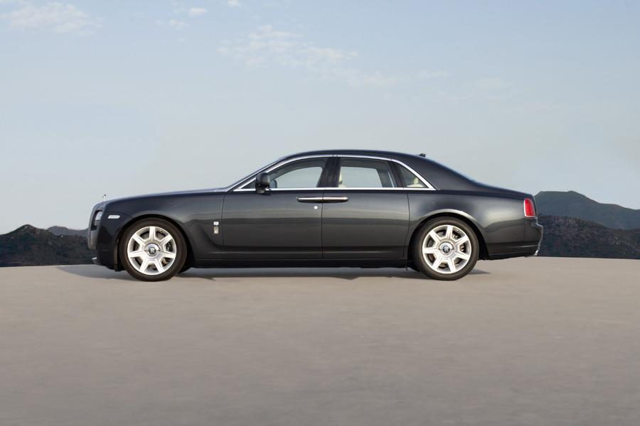 2010 Rolls-Royce Ghost Photo 5 of 20