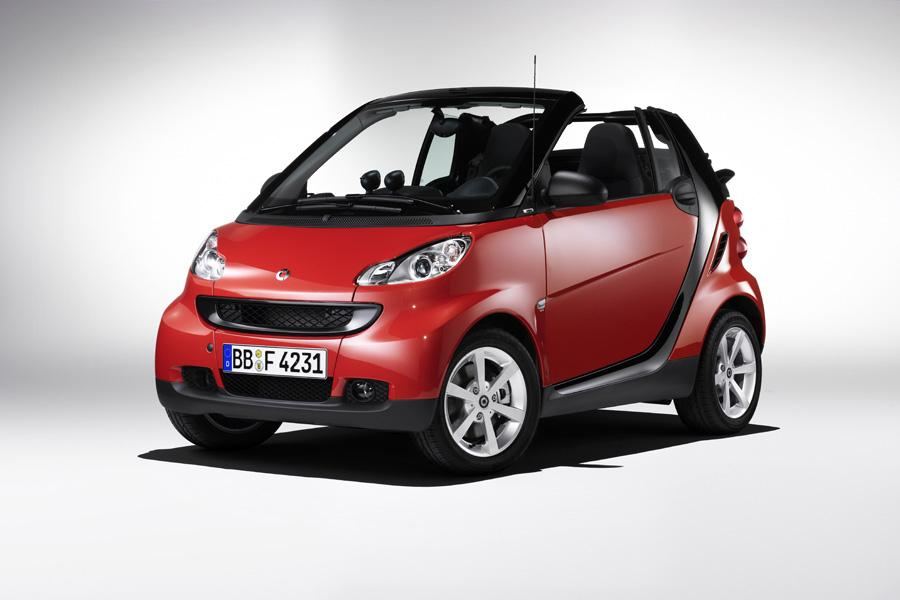 2010 smart ForTwo Photo 3 of 20