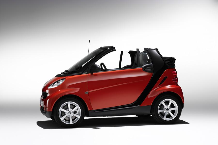 2010 smart ForTwo Overview  Carscom
