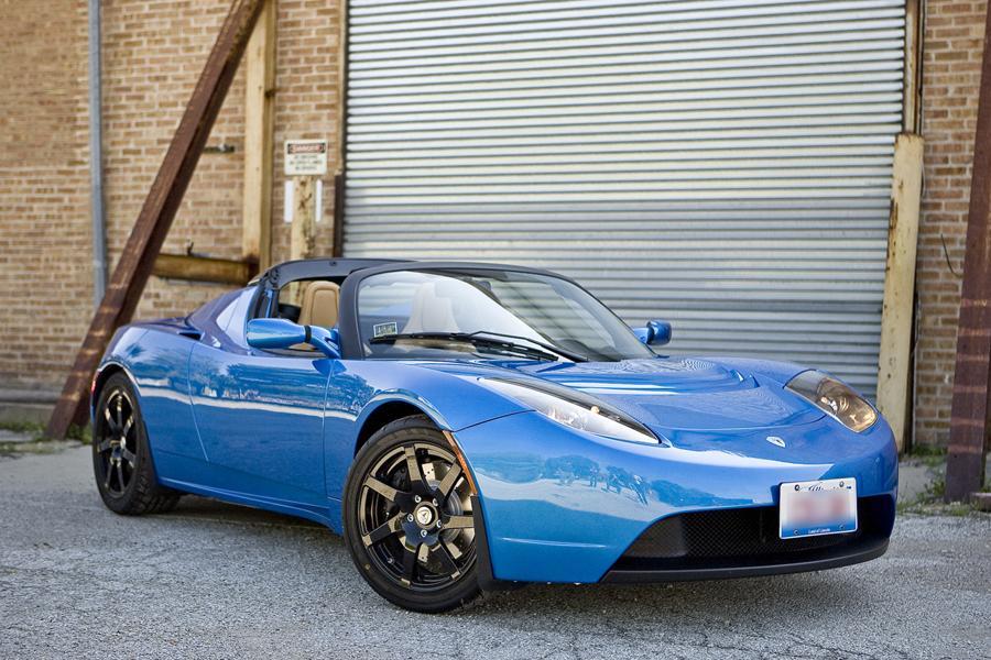 2010 Tesla Roadster Photo 1 of 20