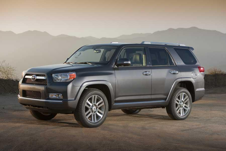 2011 Toyota 4runner Limited For Sale >> 2010 Toyota 4Runner Reviews, Specs and Prices | Cars.com
