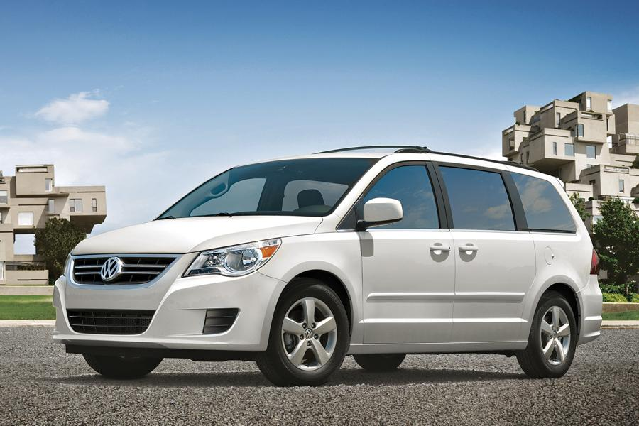 2010 Volkswagen Routan Reviews, Specs And Prices