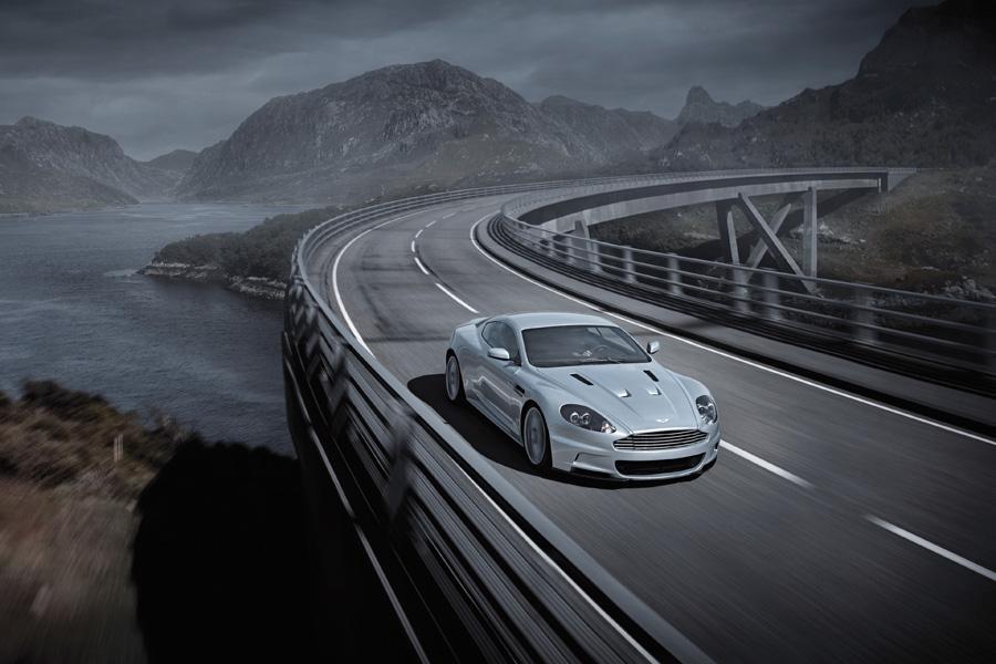 2010 Aston Martin DBS Photo 2 of 20