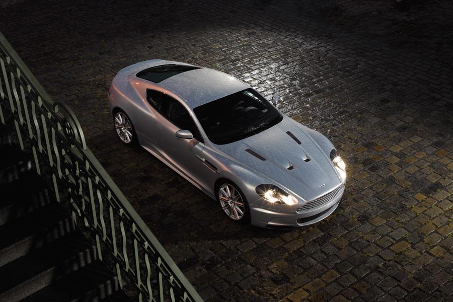 2010 Aston Martin DBS Photo 5 of 20