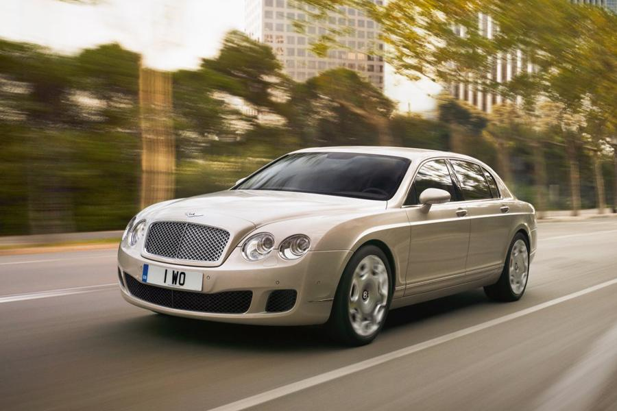 2010 Bentley Continental Flying Spur Photo 1 of 20