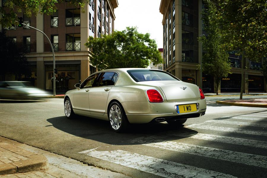 2010 Bentley Continental Flying Spur Photo 2 of 20