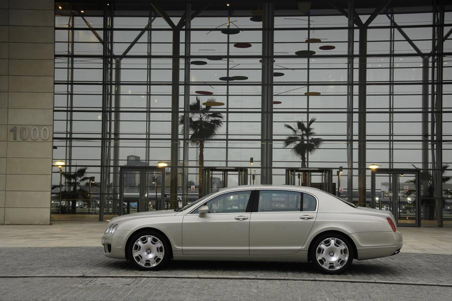 2010 Bentley Continental Flying Spur Photo 3 of 20