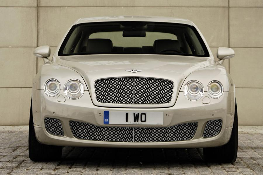 2010 Bentley Continental Flying Spur Photo 5 of 20