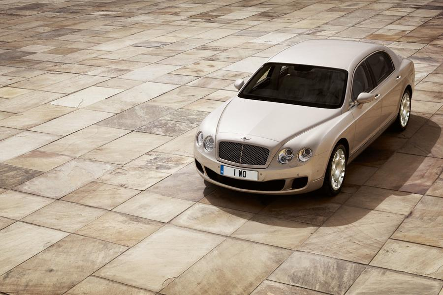 2010 Bentley Continental Flying Spur Photo 6 of 20