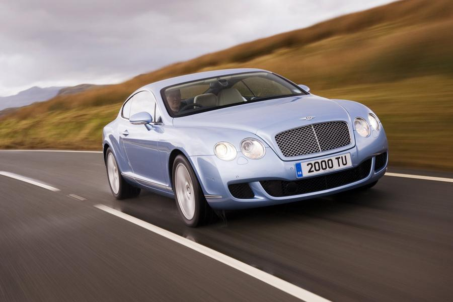 2010 Bentley Continental GT Photo 1 of 20