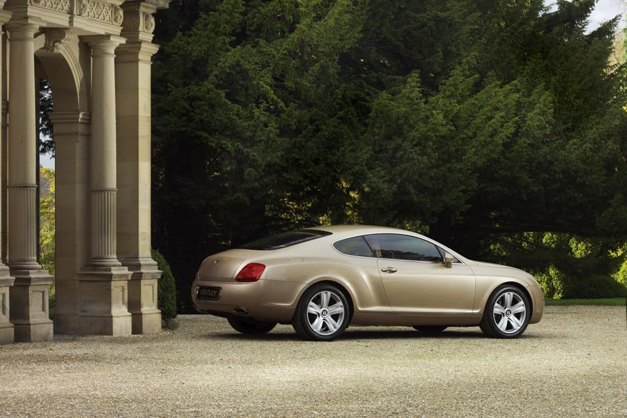 2010 Bentley Continental GT Photo 2 of 20