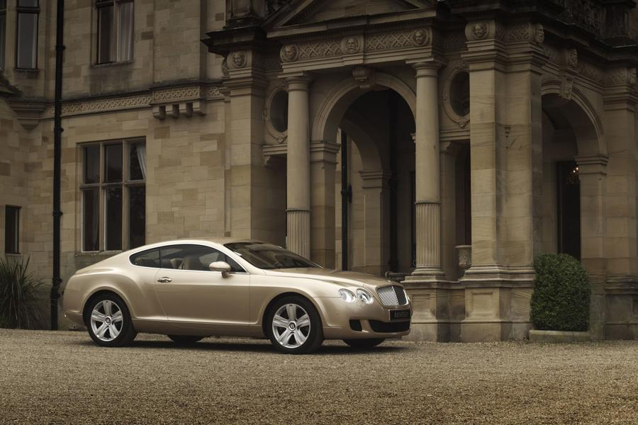 2010 Bentley Continental GT Photo 3 of 20