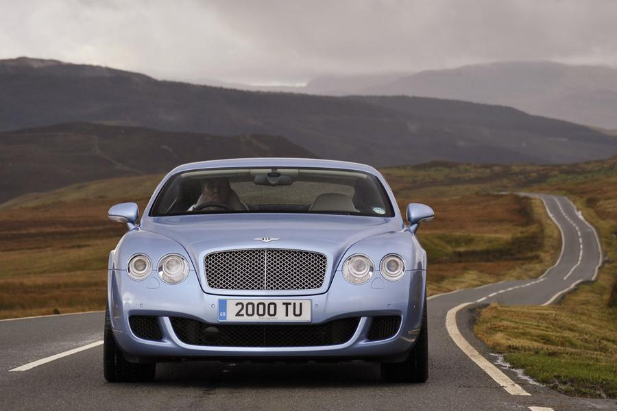 2010 Bentley Continental Gt Overview Cars Com