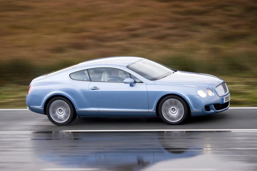 on 2005 Bentley Continental Gt Mpg