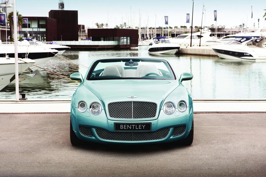 2010 Bentley Continental GTC Photo 2 of 20