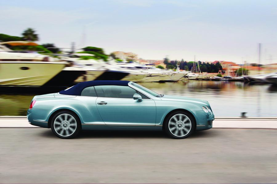 2010 Bentley Continental GTC Photo 3 of 20