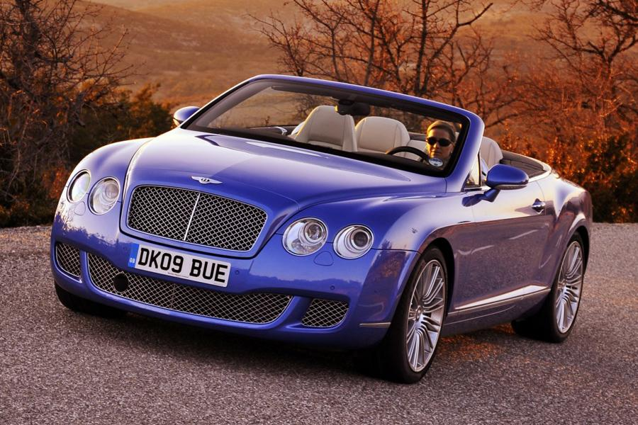 2010 Bentley Continental Gtc Overview Cars Com
