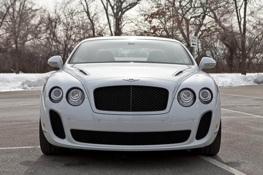 2010 Bentley Continental Supersports Photo 2 of 20