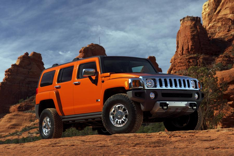 2010 Hummer H3 Photo 2 of 20