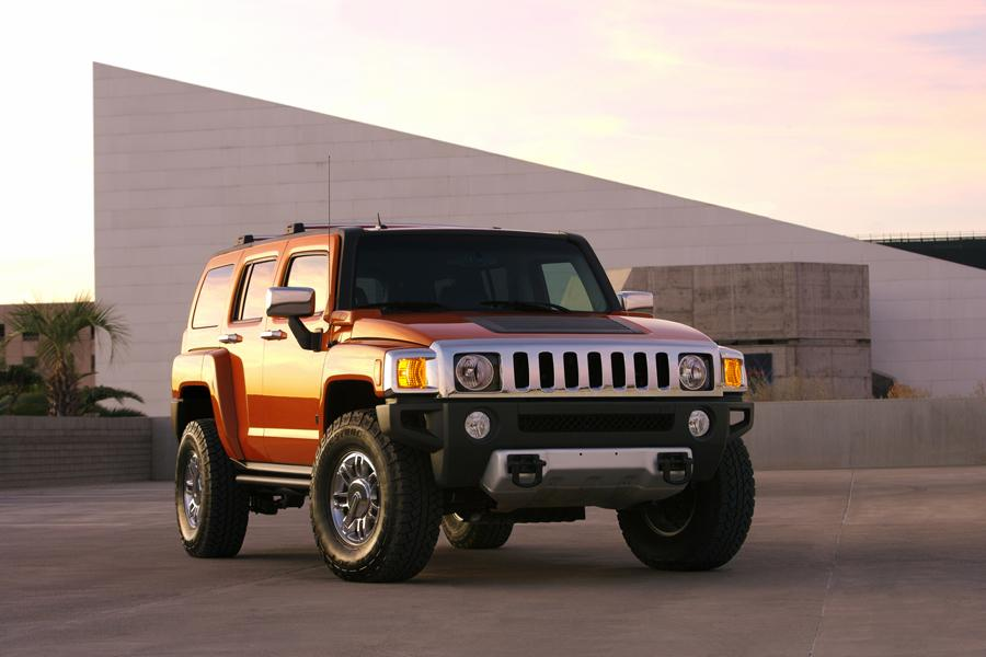 2010 Hummer H3 Photo 3 of 20