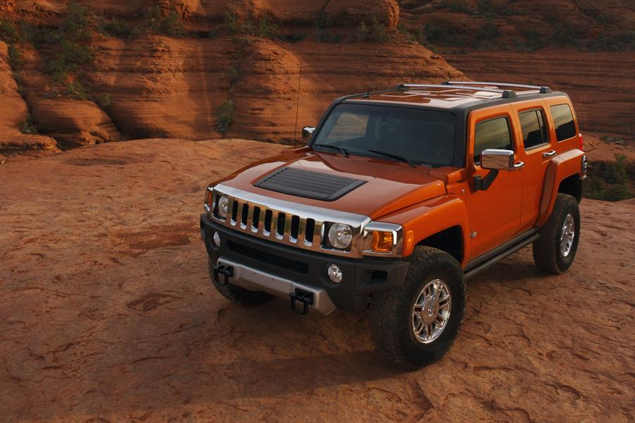 Hummer H3 Sport Utility Models Price Specs Reviews