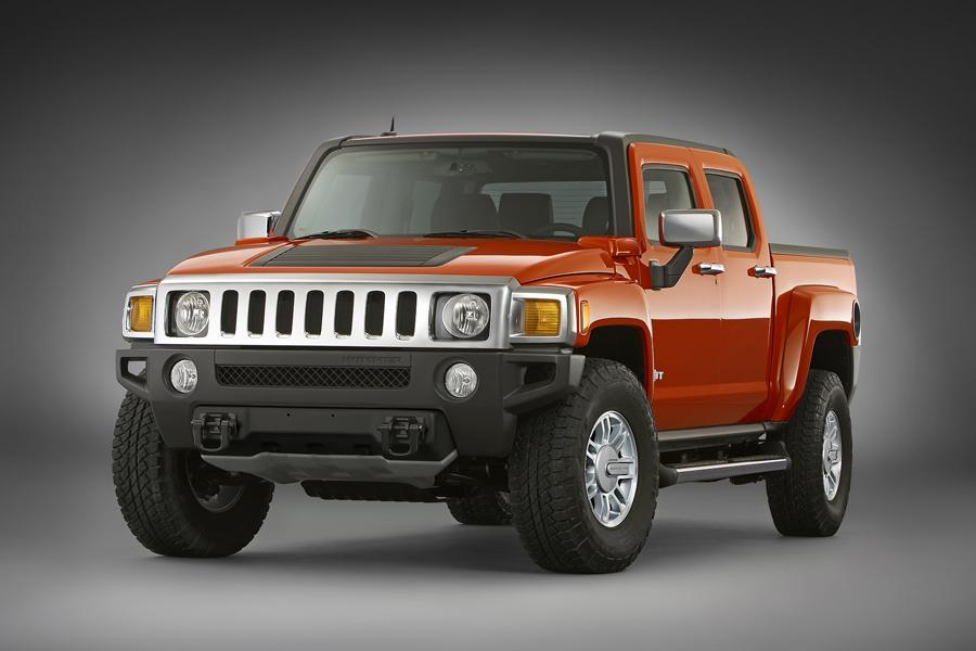 2010 Hummer H3T Photo 1 of 20