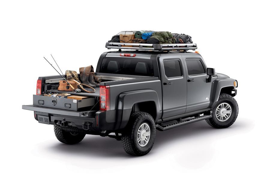 Hummer H3t Truck Models Price Specs Reviews Cars Com