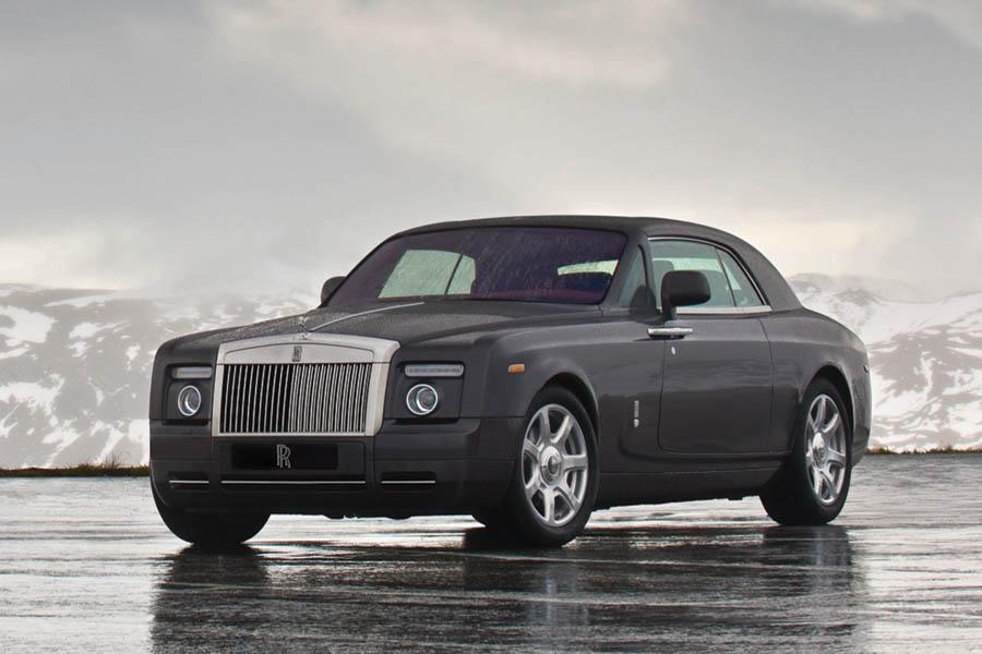 2010 Rolls-Royce Phantom Coupe Photo 2 of 21