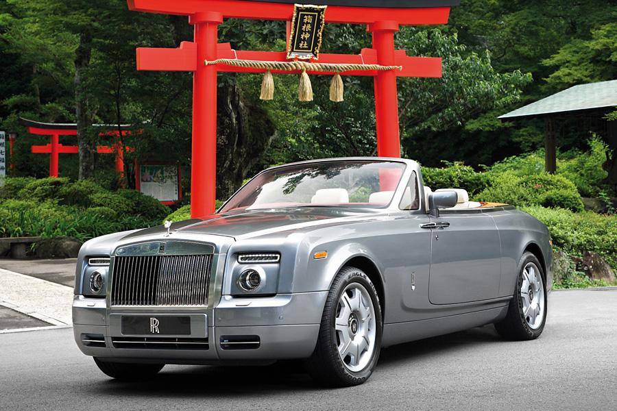 2010 Rolls-Royce Phantom Drophead Coupe Photo 1 of 21
