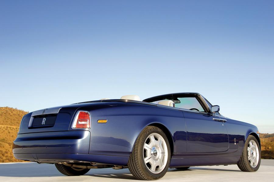 2010 Rolls-Royce Phantom Drophead Coupe Photo 4 of 21