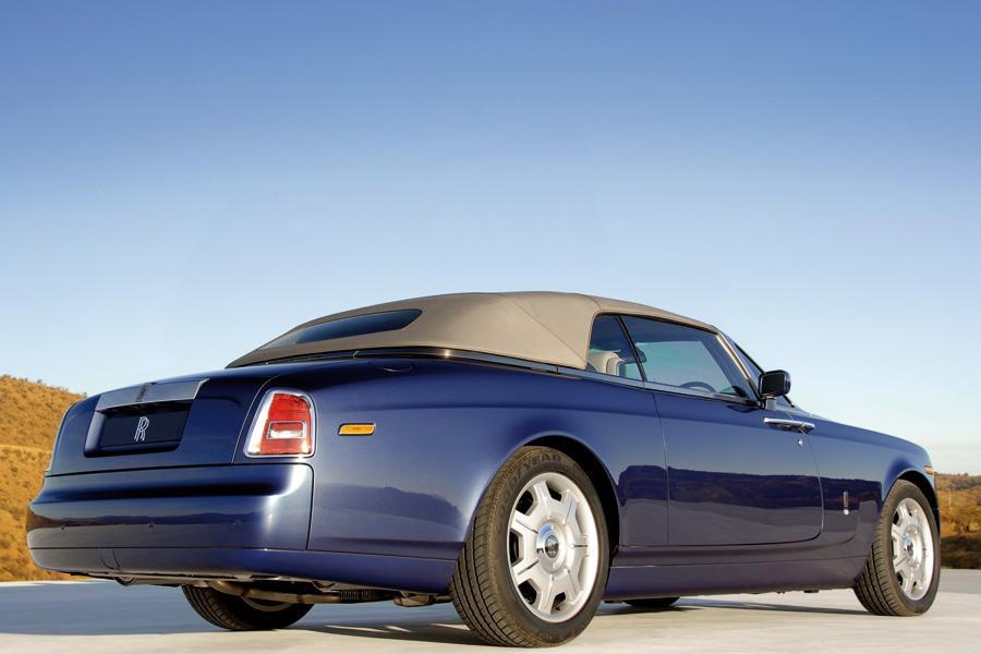 2010 Rolls-Royce Phantom Drophead Coupe Photo 5 of 21