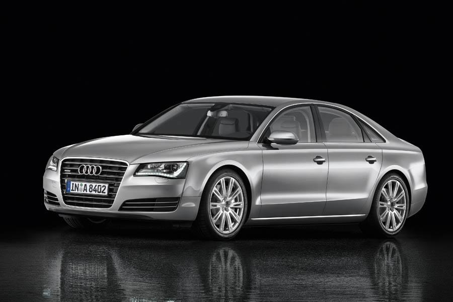 2011 Audi A8 Photo 1 of 21