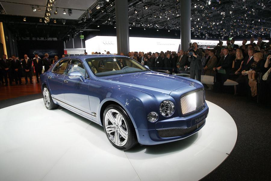2011 Bentley Mulsanne Photo 4 of 21