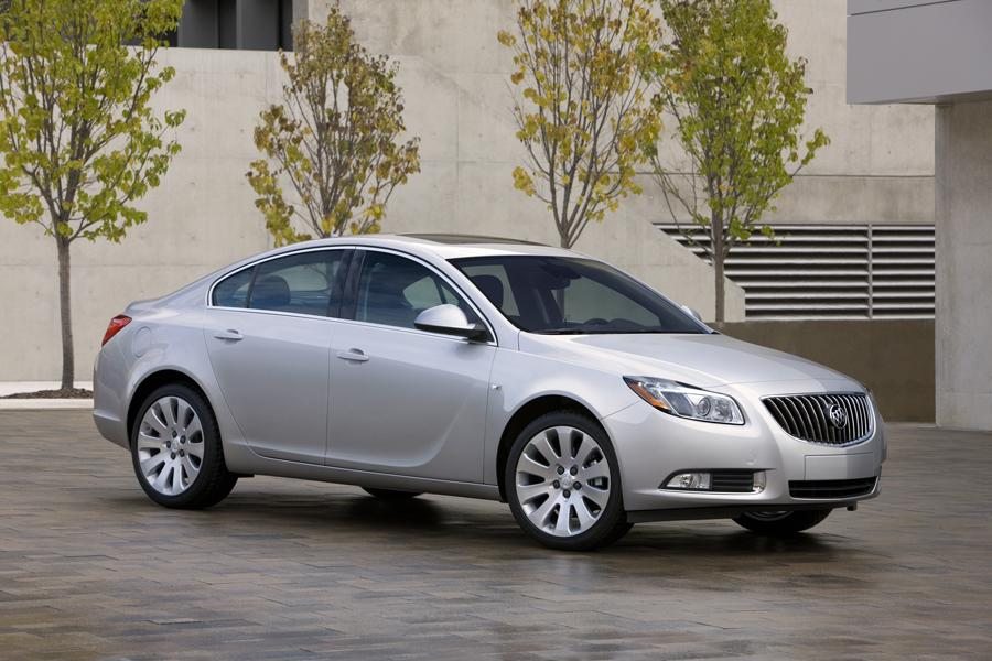 2011 Buick Regal Photo 3 of 20
