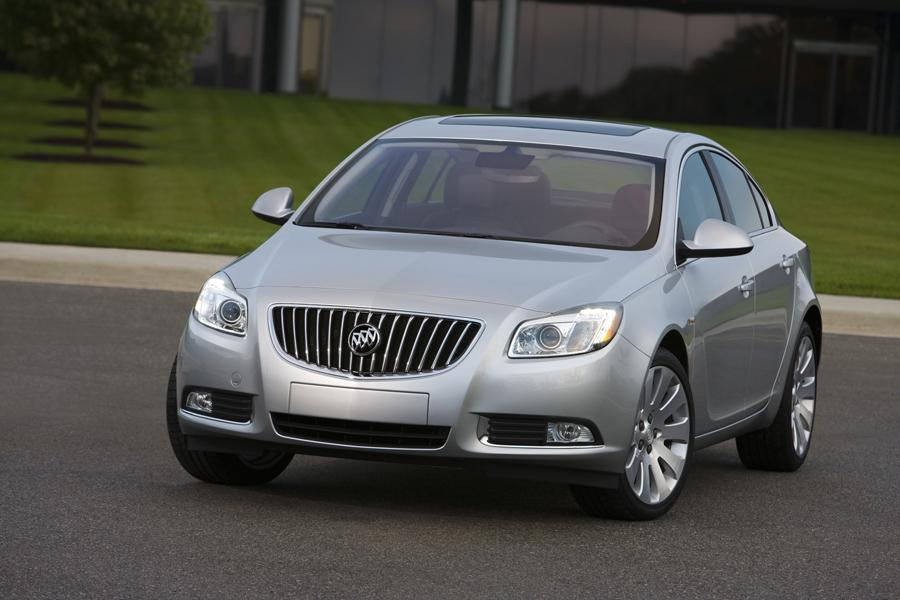 2011 Buick Regal Photo 4 of 20