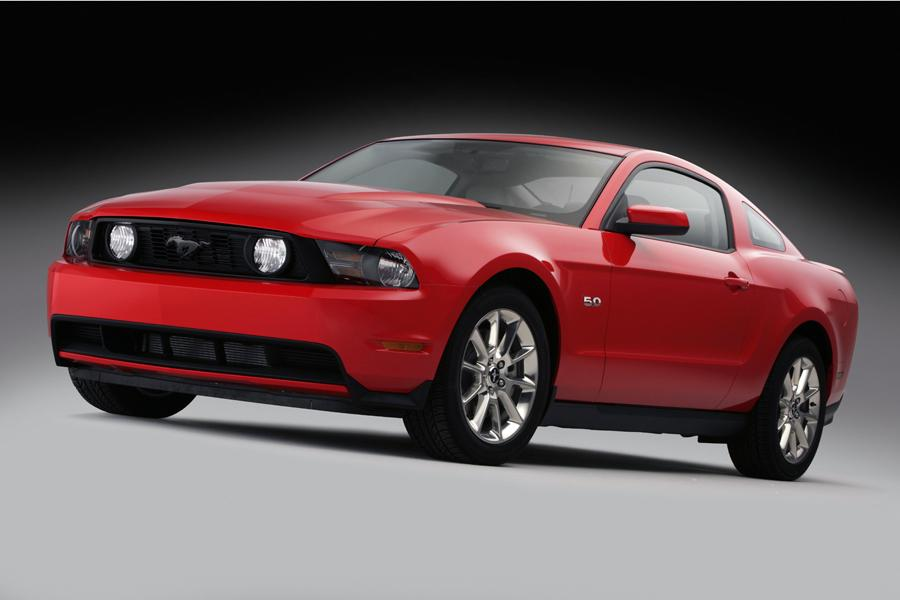 2011 Ford Mustang Photo 3 of 36