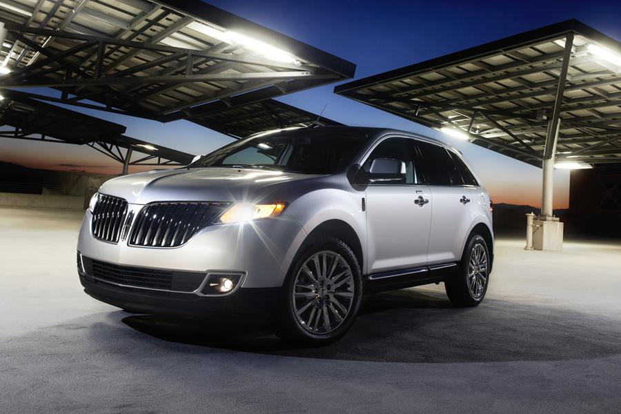 2011 Lincoln MKX Photo 1 of 20