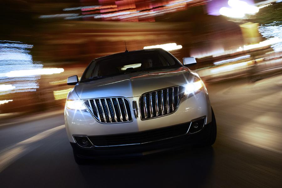 2011 Lincoln MKX Photo 4 of 20