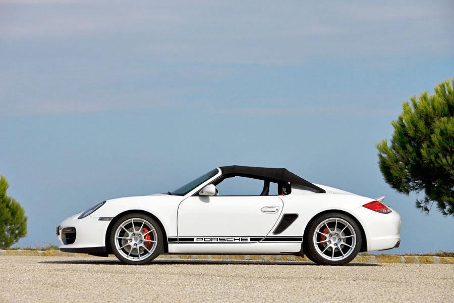 2011 Porsche Boxster Photo 2 of 20